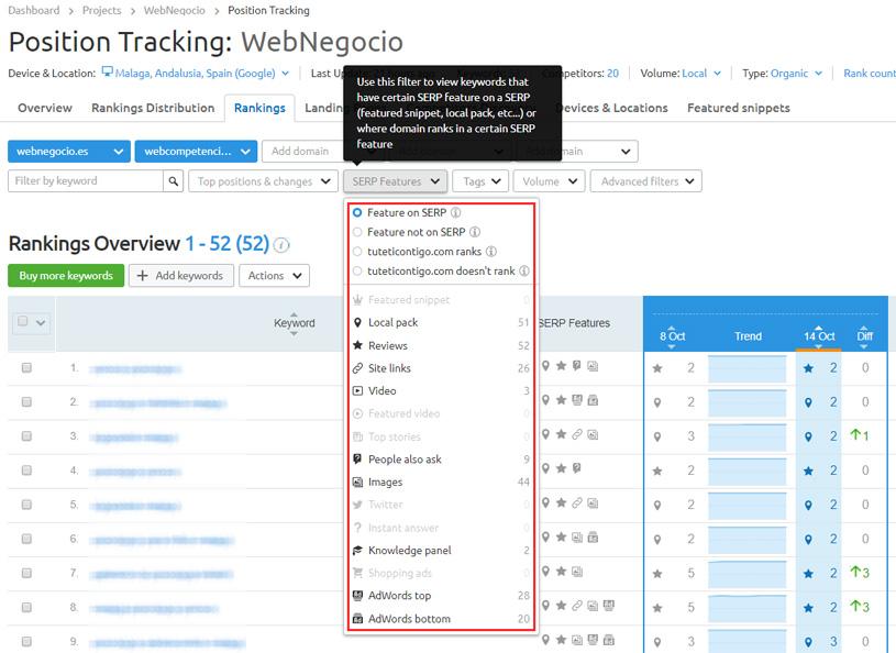 ver-posiciones-de-una-pagina-web-serp-features